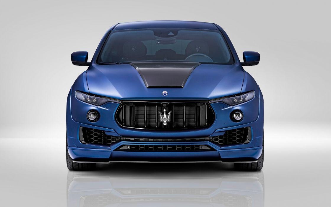 2017 Novitec Maserati Levante Esteso Suv Tuning Custom Vehicle