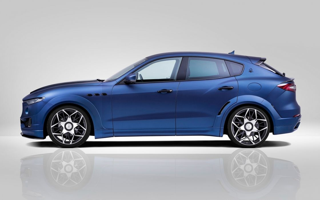 2017 Novitec Maserati Levante Esteso suv tuning custom vehicle auto automobile car wallpaper