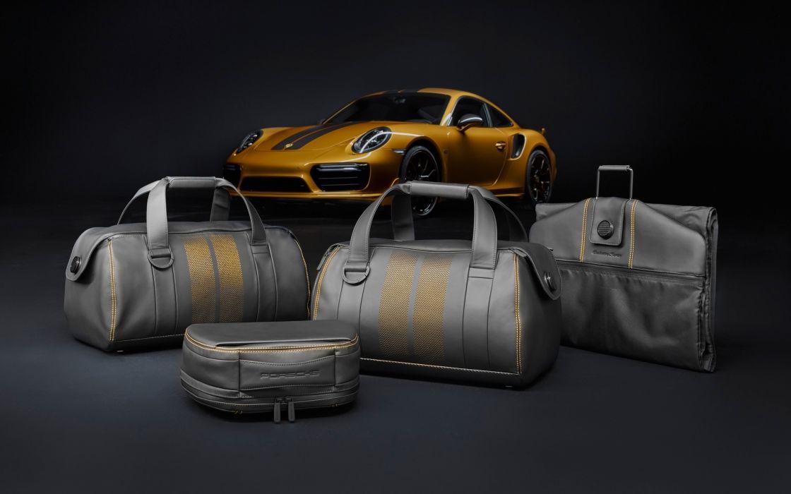 2017 Porsche 911 Turbo S Exclusive Series Turbo S Supercar Car