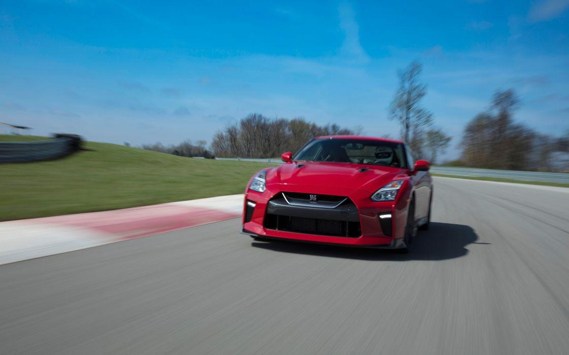 2017 Nissan Gt R Track Edition Gtr Supercar Car Vehicle Auto