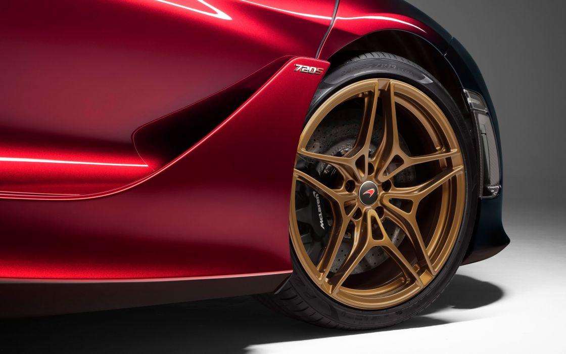 2017 McLaren 720S Velocity by MSO supercar car vehicle auto automobile wallpaper