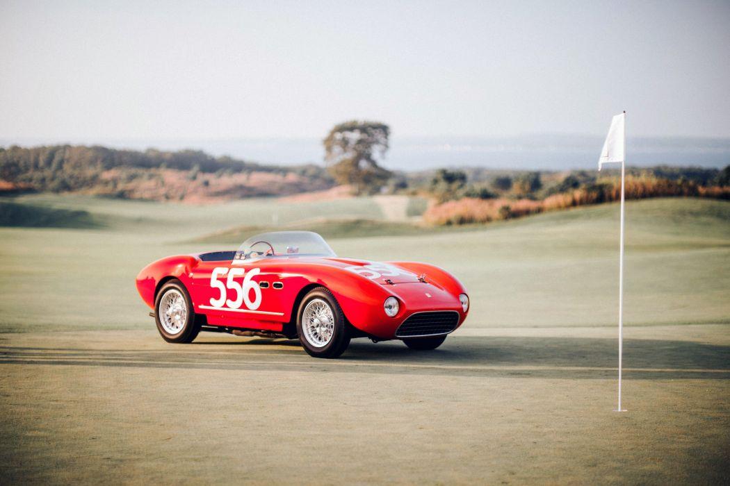 Ferrari 166 MM-53 Autodromo Spyder 1953 wallpaper