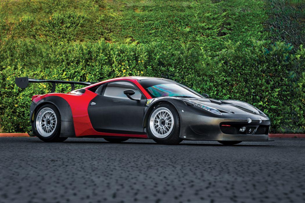 Ferrari 458 Italia Gt3 Gtd 2011 Wallpaper 4000x2667 1133507 Wallpaperup