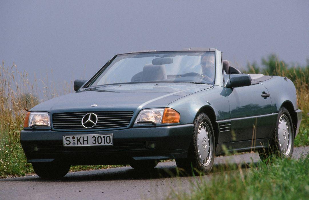 Mercedes-Benz 300 SL-24 1988 wallpaper