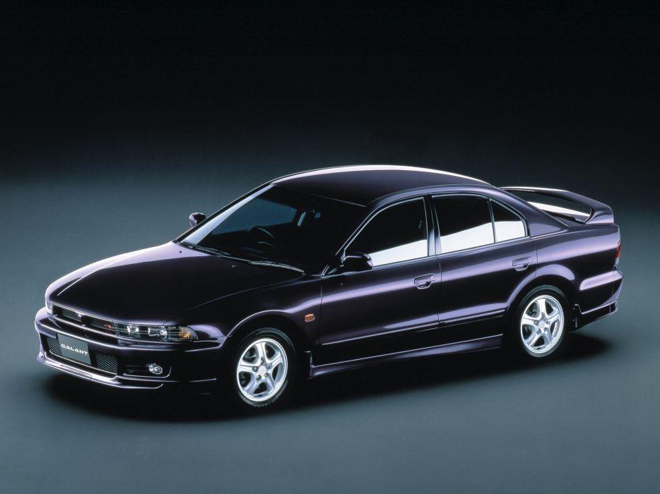 Mitsubishi Galant Vr 4 1996 Wallpaper 1920x1440 1133598