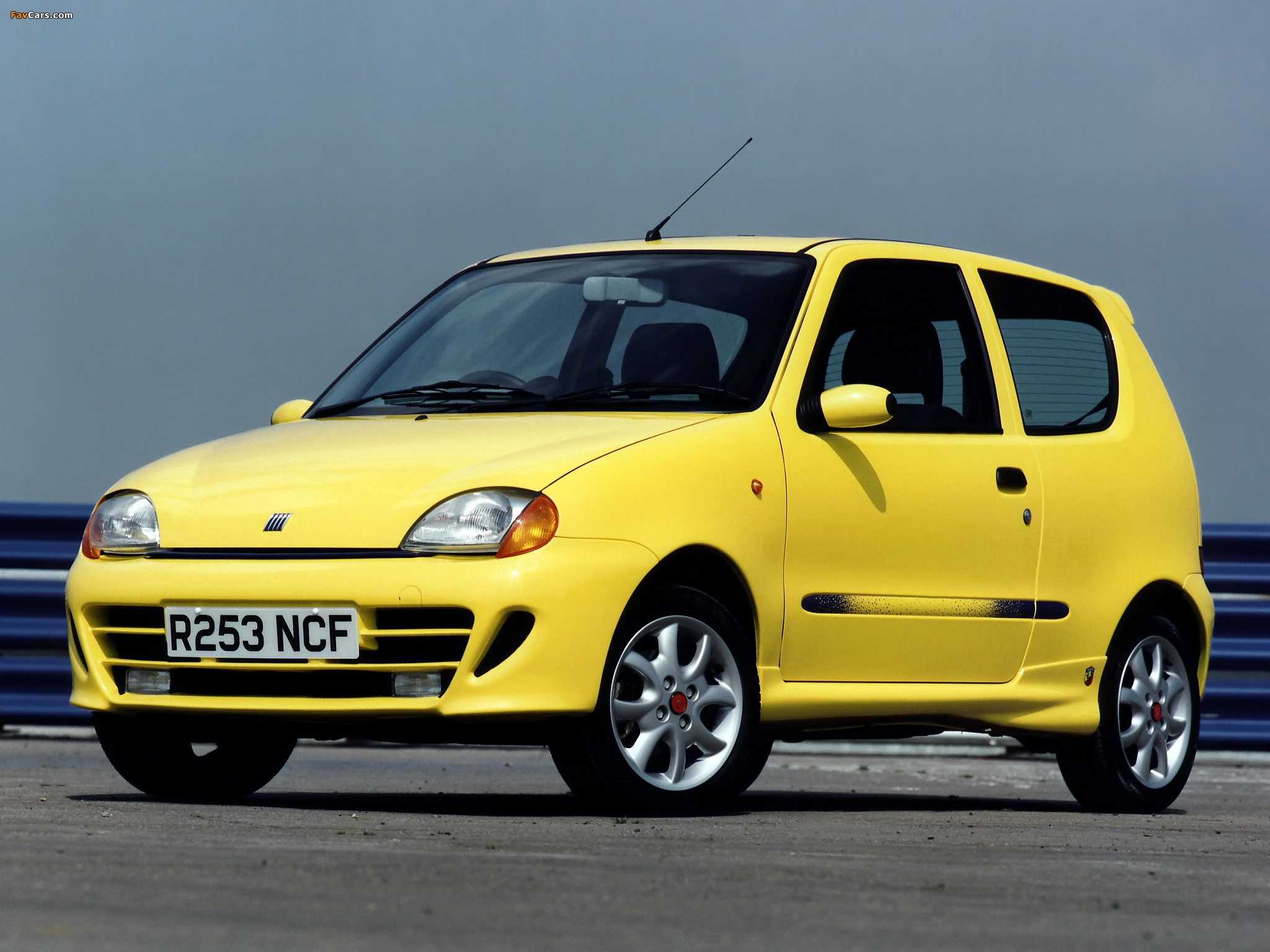gassing asp cars readers seicento abarth fiat topic page pistonheads