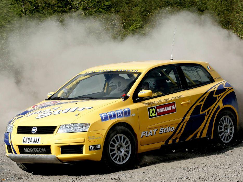 Fiat Stilo Abarth Rally 2002 Wallpaper 2048x1536 1141530