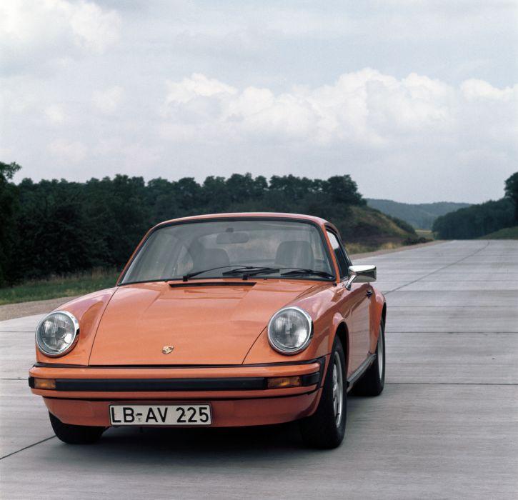 Porsche 911 Carrera 2 7 G-Series wallpaper