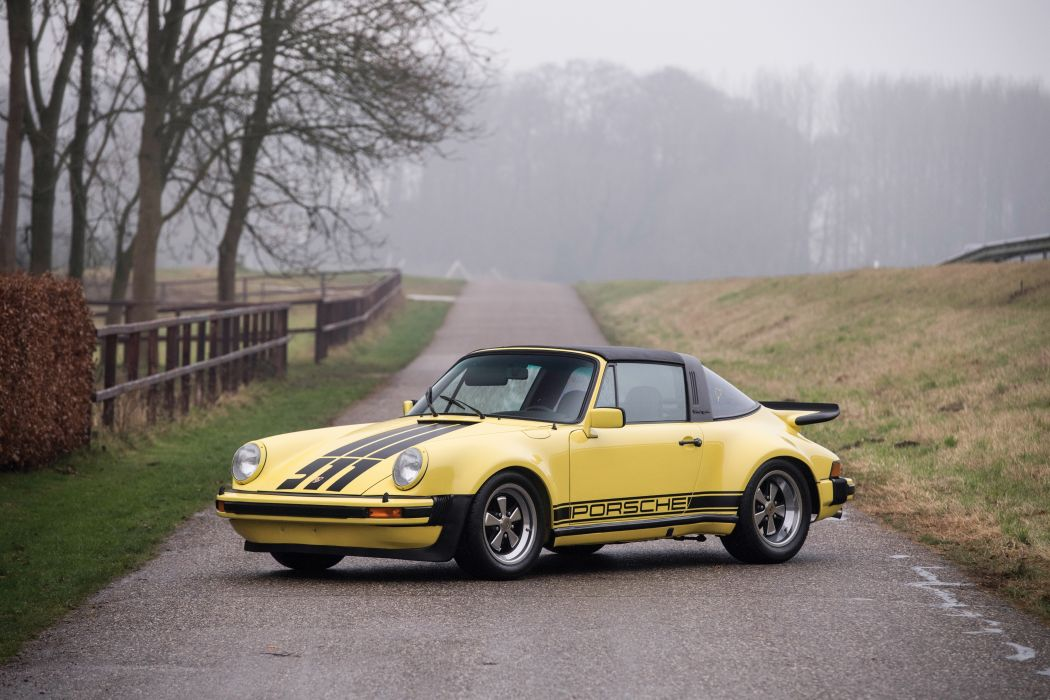 Porsche 911 Carrera 3 0 Targa G-Series wallpaper