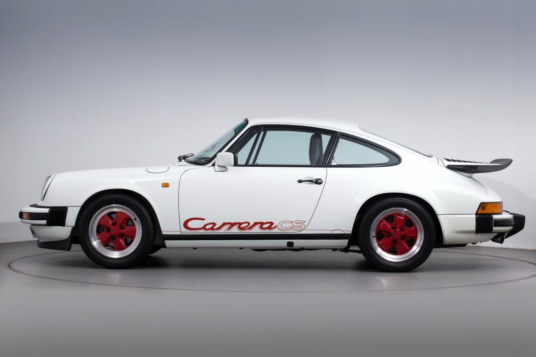 Porsche 911 Carrera 3 2 Clubsport G-Series MkII 1984 wallpaper