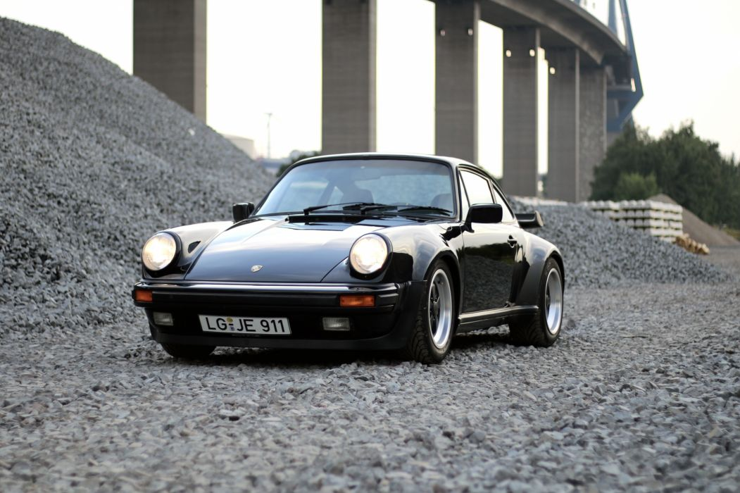 Porsche 911 Carrera 3 2 Clubsport G-Series MkII 1984 wallpaper