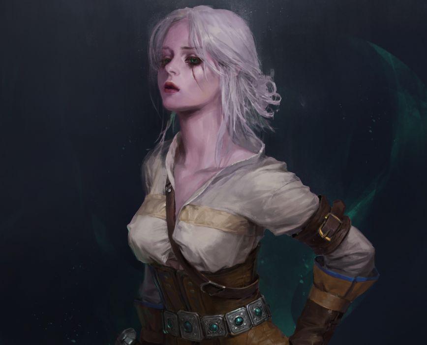 Witcher fantasy xbox warrior action videogame game video adventure wallpaper