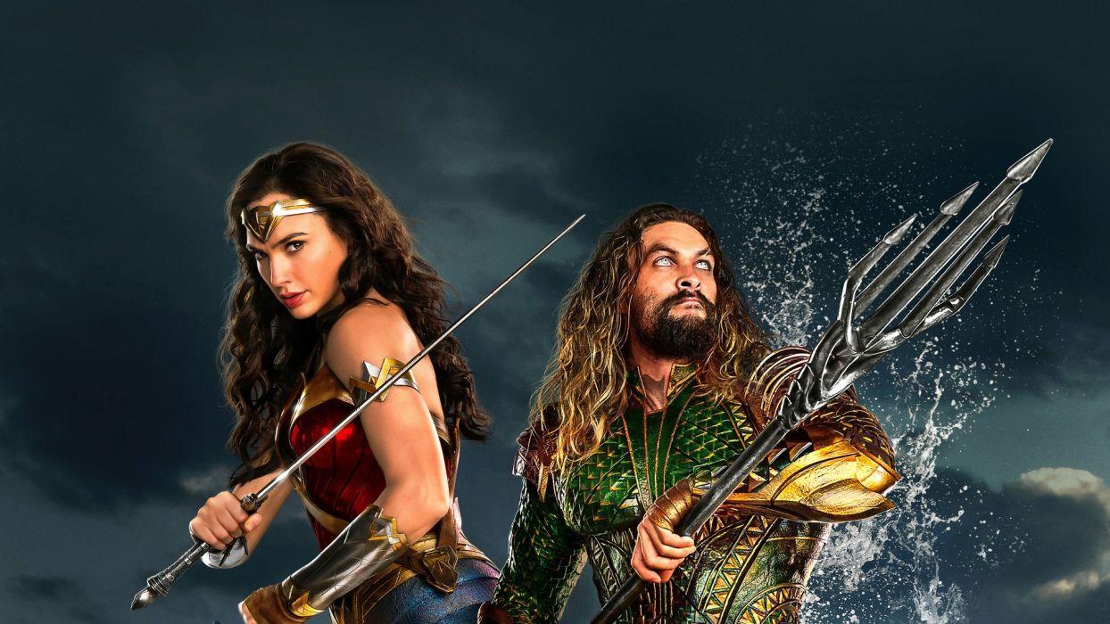1jl2017 2017 action justice league movie superhero warrior fantasy sci-fi hero heroes wallpaper