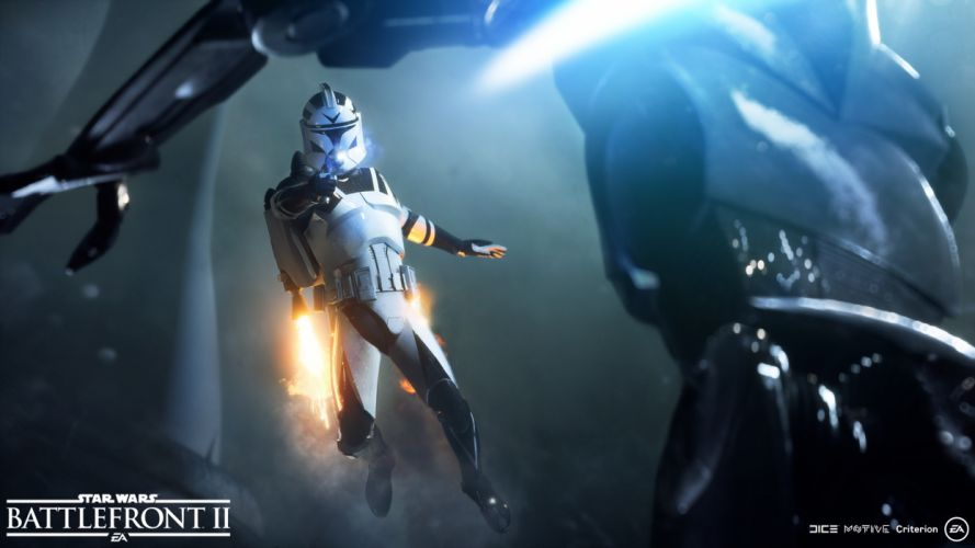 1swbattlefront action battlefront fighting futuristic sci-fi shooter star wars wallpaper