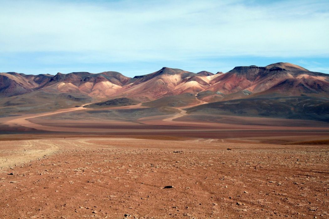 desierto montes naturaleza wallpaper