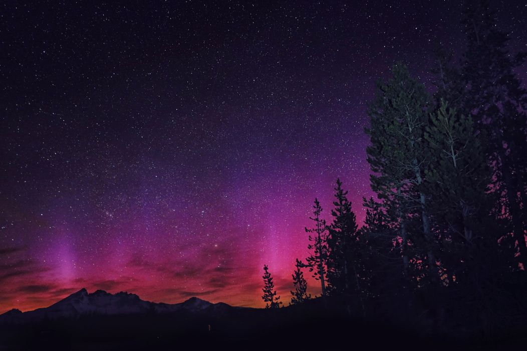 Nature Northern Lights wallpaper