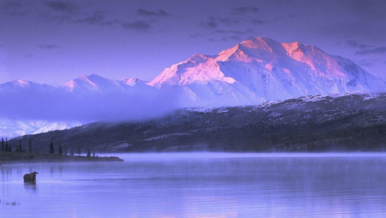 Nature Alaska Landscape Mountains wallpaper