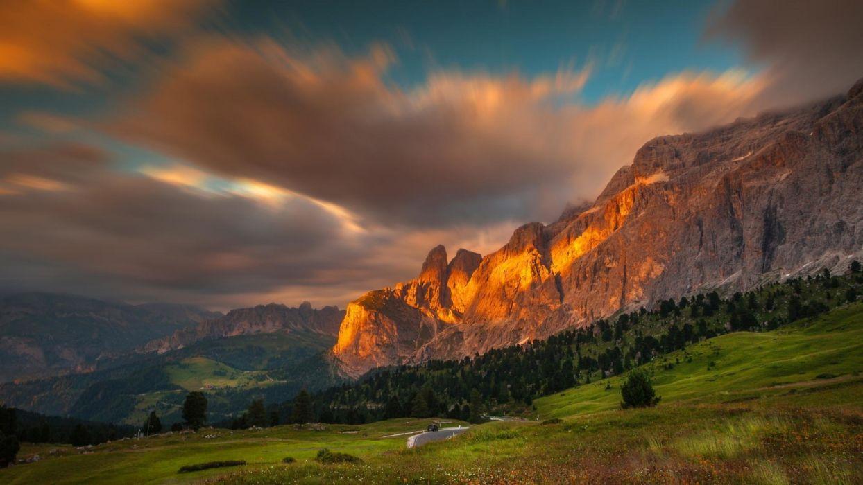 Nature Beautiful Landscape wallpaper