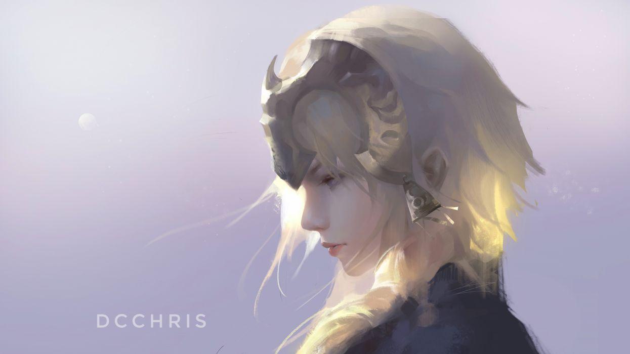 Anime Anime Fate Grand Order fantasy girl wallpaper
