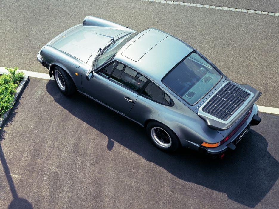 Porsche 911 Carrera 3 2 G-Series MkII wallpaper
