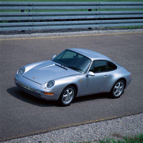Porsche 911 Carrera 3 6 993 1993 wallpaper