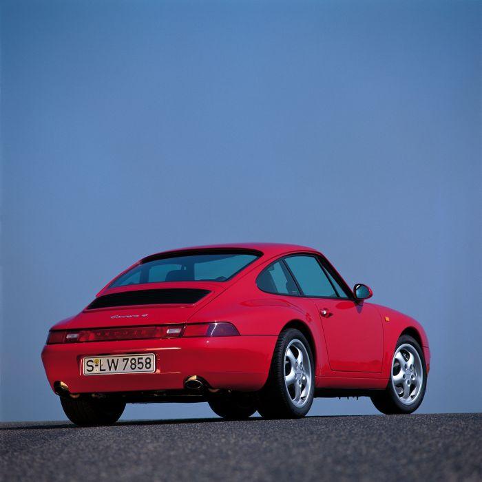 Porsche 911 Carrera 4 3 6 993 1994 wallpaper