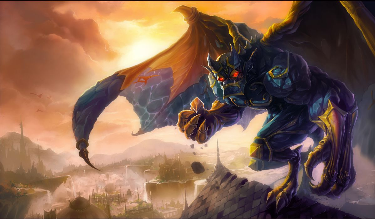 Games Galio League Of Legends wallpaper