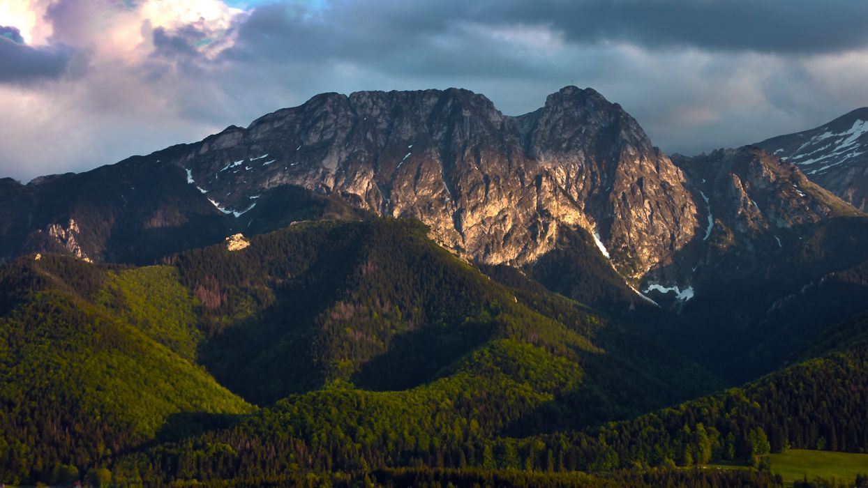 Tatry wallpaper