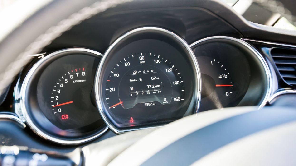 Kia Ceed GT Dashboard wallpaper
