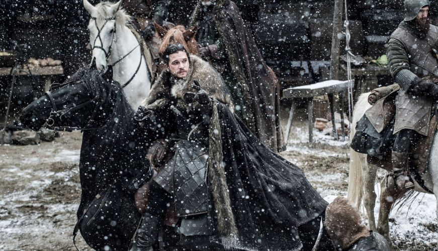 Tv Shows Jon Snow Game Of Thrones Season 7 wallpaper