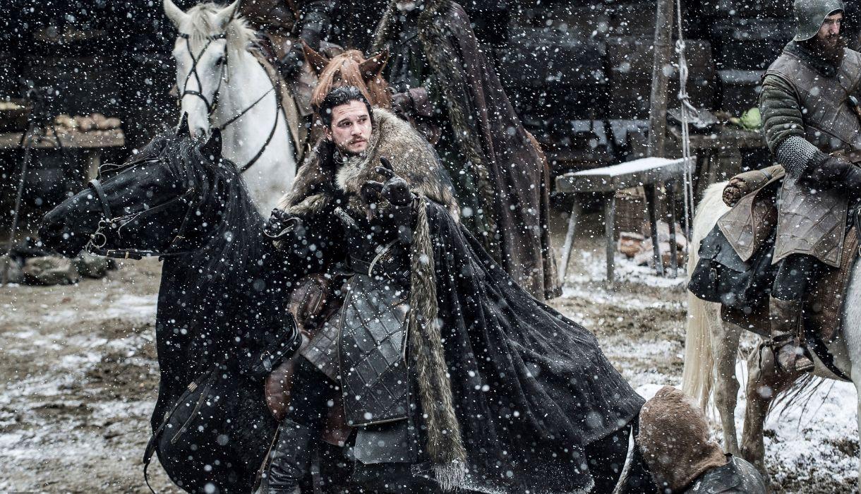 Tv Shows Jon Snow Game Of Thrones Season 7 Wallpaper 2700x1549