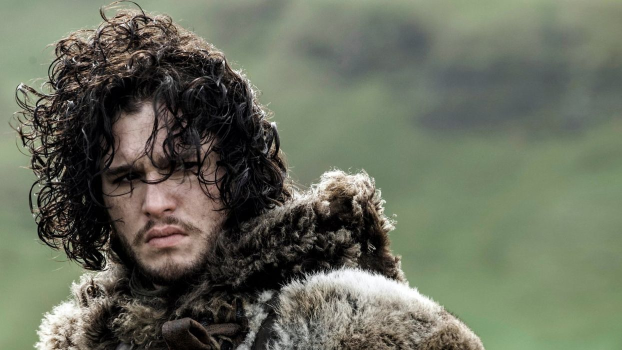 Tv Shows John Snow In Game Of Thrones 2 wallpaper