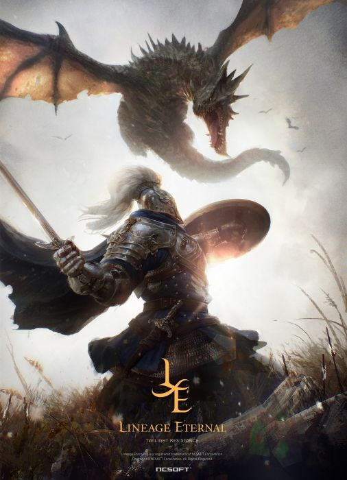 erak-note Digital 2D original fantasy artist dragon warrior male wallpaper