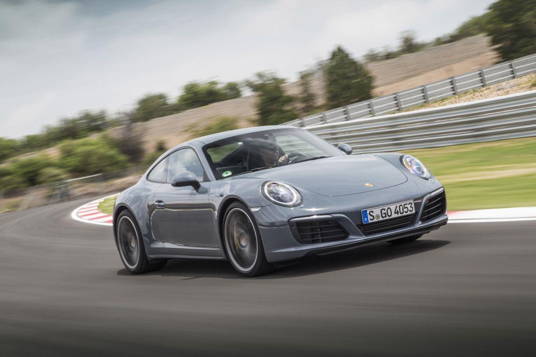 Porsche 911 Carrera 4 991 2 2015 wallpaper