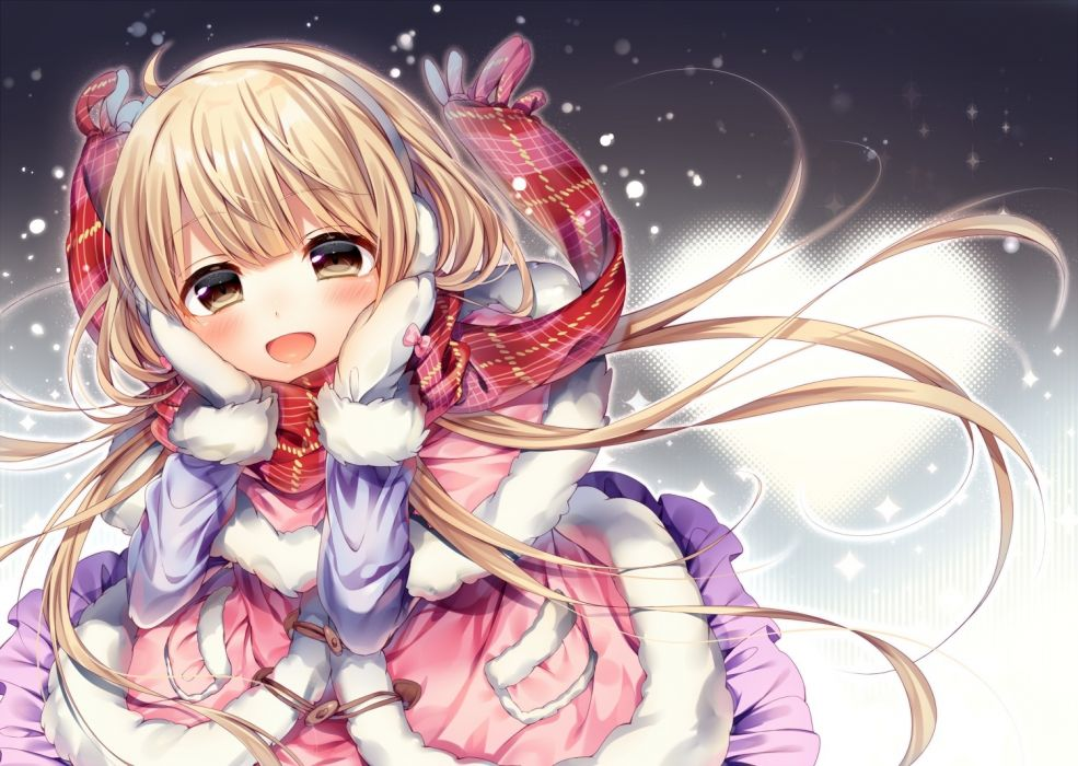 Konachan com - 240225 futaba anzu idolmaster idolmaster cinderella girls tagme (artist) wallpaper