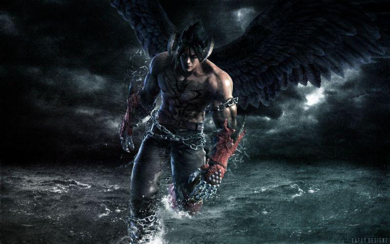 TEKKEN action arena arts fighting kung martial seven warrior fantasy wallpaper