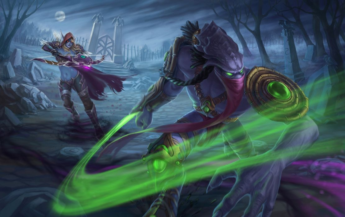 HEROES STORM fantasy sci-fi fighting online arena warrior 1hots wallpaper
