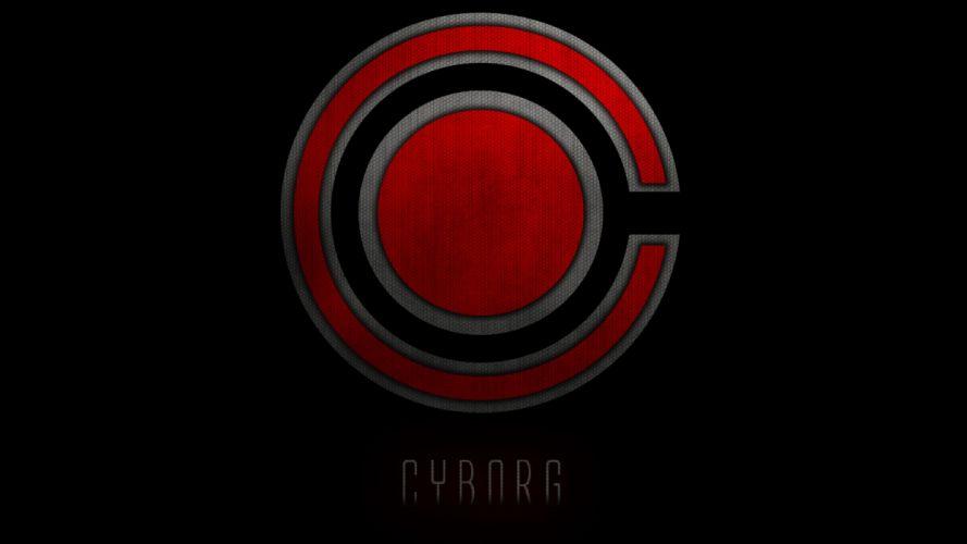 cyborg symbol by deinyght-d63i0ld wallpaper