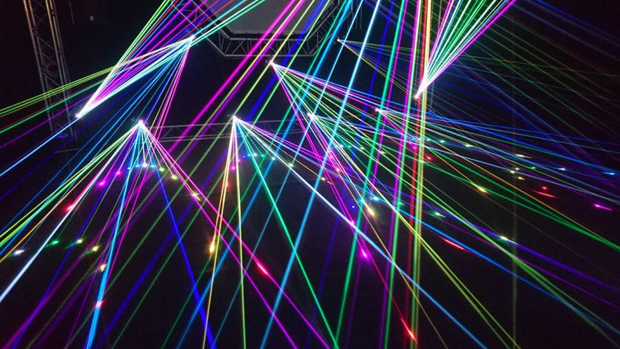 abstract art blur bright celebration contemporary dark design dj graphic illuminated laser laser show light lightshow line modern motion music music festival pattern shape technology wallpaper