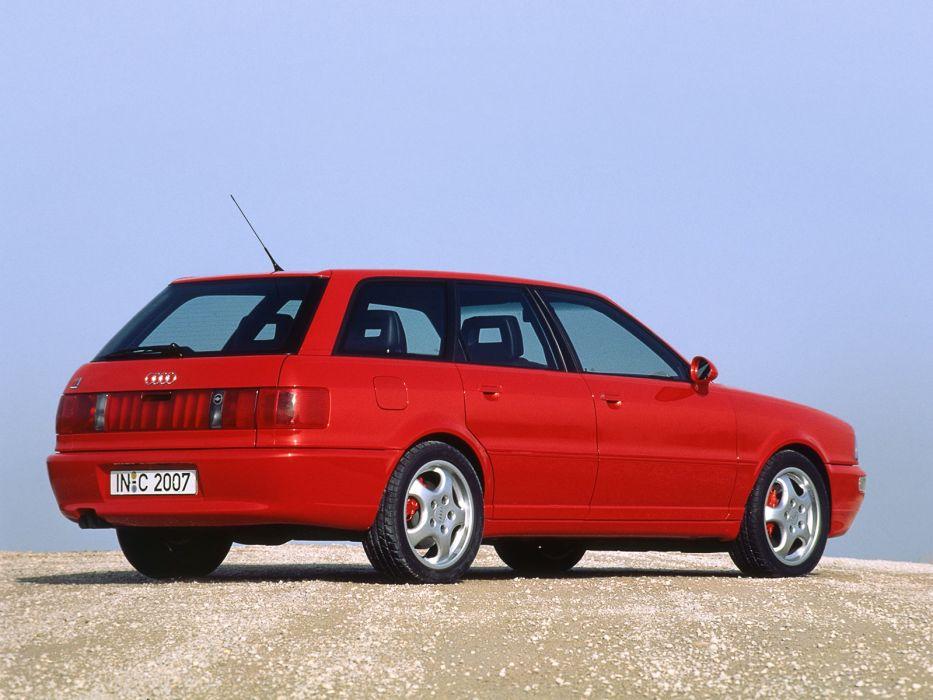 Audi RS2 8C-B4 wallpaper