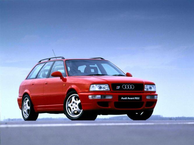 Audi RS2 B4-8C wallpaper