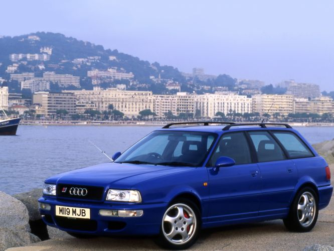 Audi RS2 B4-8C wallpaper