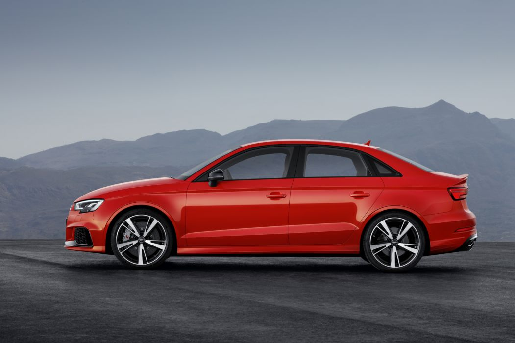 Audi RS3 Sedan 8V MkII 2016 wallpaper