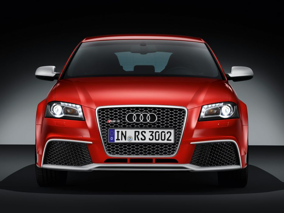 Audi RS3 Sportback 8PA 2012 wallpaper