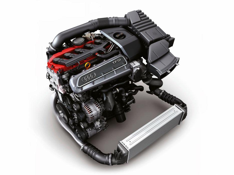 Audi RS3 Sportback 8PA 2012 Engine wallpaper