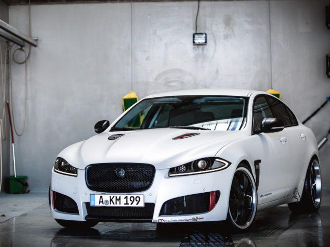 2M-Designs Jaguar XF 2013 wallpaper