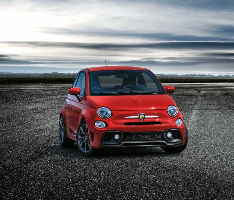 Abarth 595 2016 wallpaper