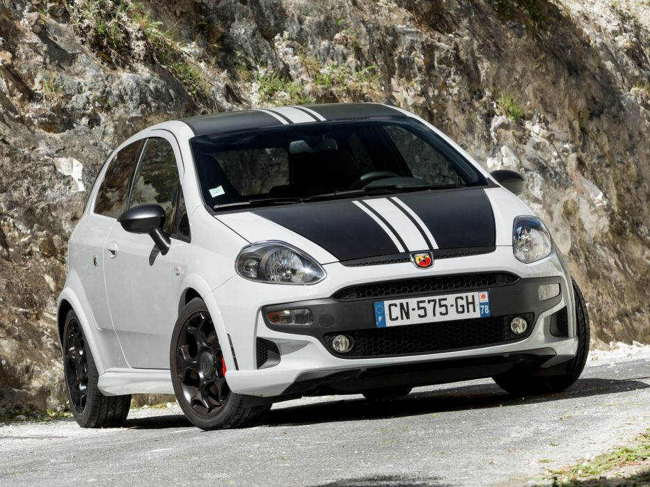 Abarth Punto SuperSport 2012 wallpaper