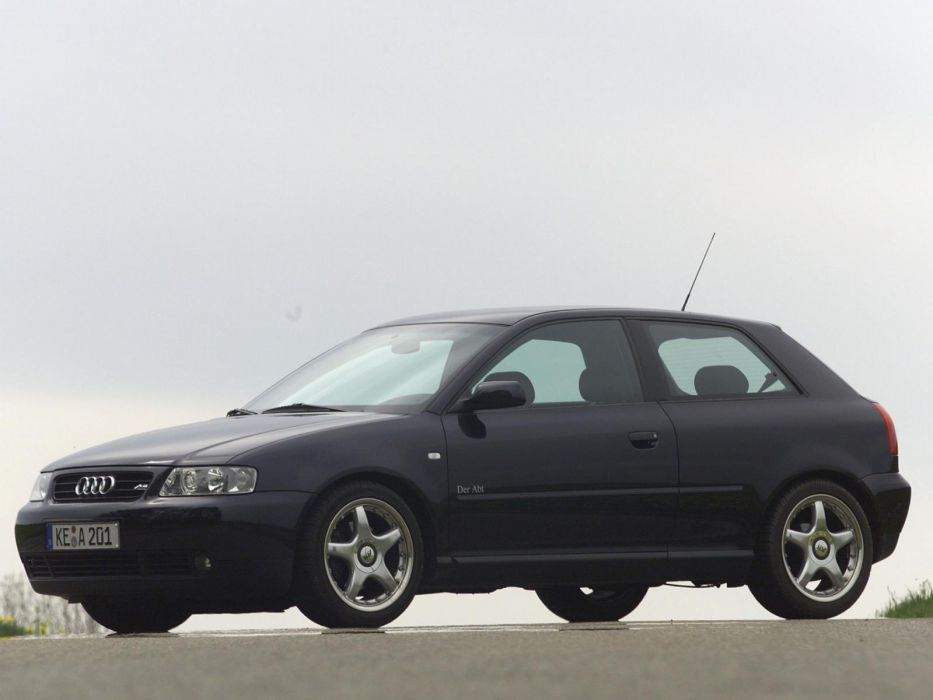 ABT Audi A3 2000 wallpaper