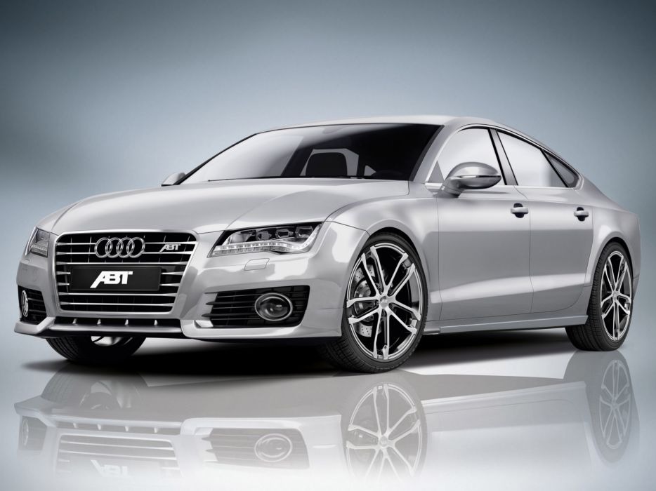 ABT Audi A7 Sportback 2011 wallpaper